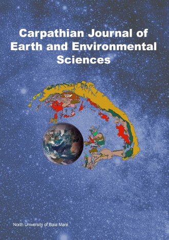 Carpathian Journal of Earth and Environmental Sciences